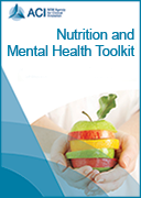 Nutrition and Mental Health implementation toolkit cover