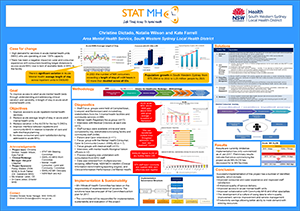 STAT MH poster