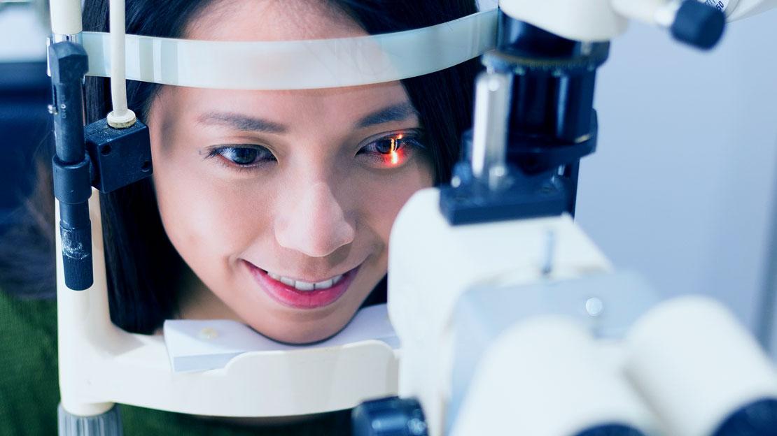 Community Eye Care model