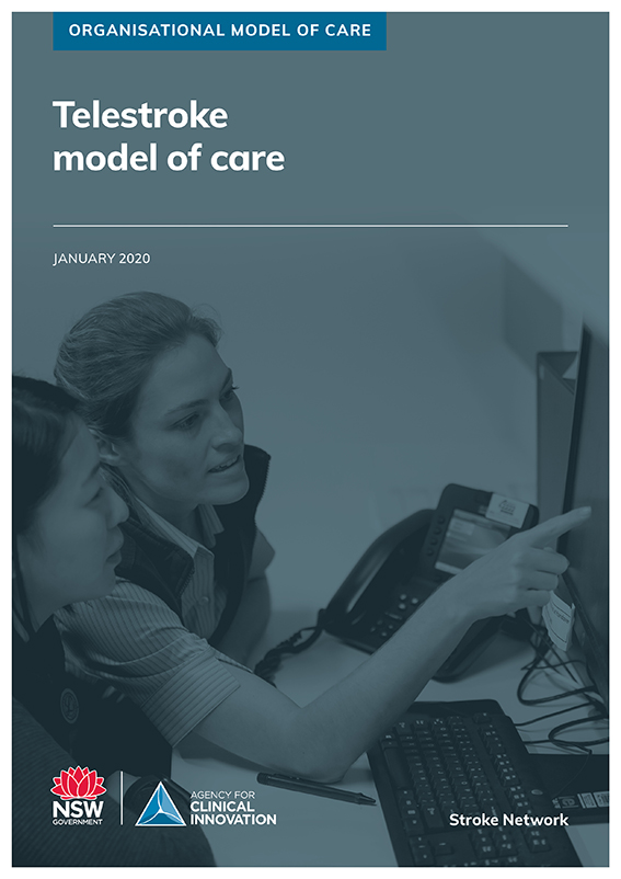 Download NSW telestroke model of care