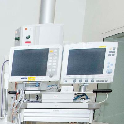 ICU Bedside Monitors