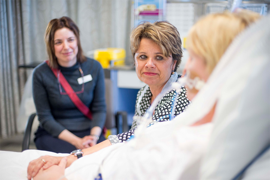 Intensive Care NSW (ICNSW). Working together to ensure the best outcomes for critically ill adults.