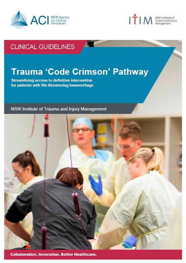 Trauma Code Crimson Pathway
