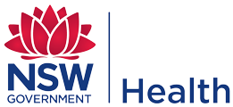 NSW Ministry of Health Logo