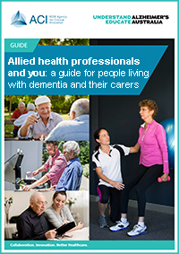 Allied health professionals and you