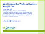 Windows on our World: A Systems Perspective