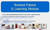 Booked Surgery ELearning Presentation